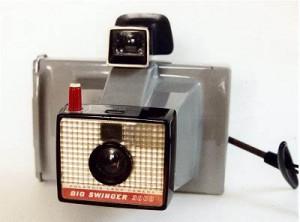 Photography Polaroid Big Swinger