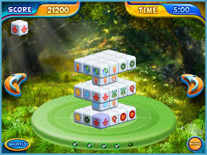 Free Games - Mahjongg Dimensions Deluxe