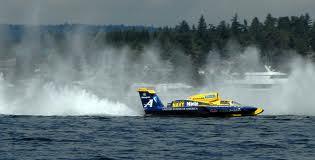 Seafair Hydroplane