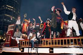 Summer Seafair Pirates