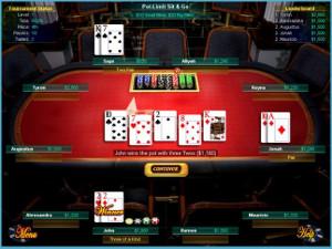 DoubleDown Casino Texas Holdem