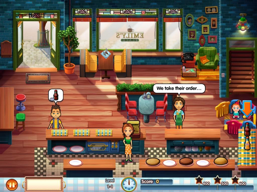 Restaurant 1 - Emily's Place