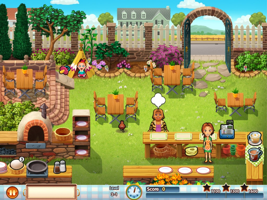 Restaurant 3 - Patrick's Garden