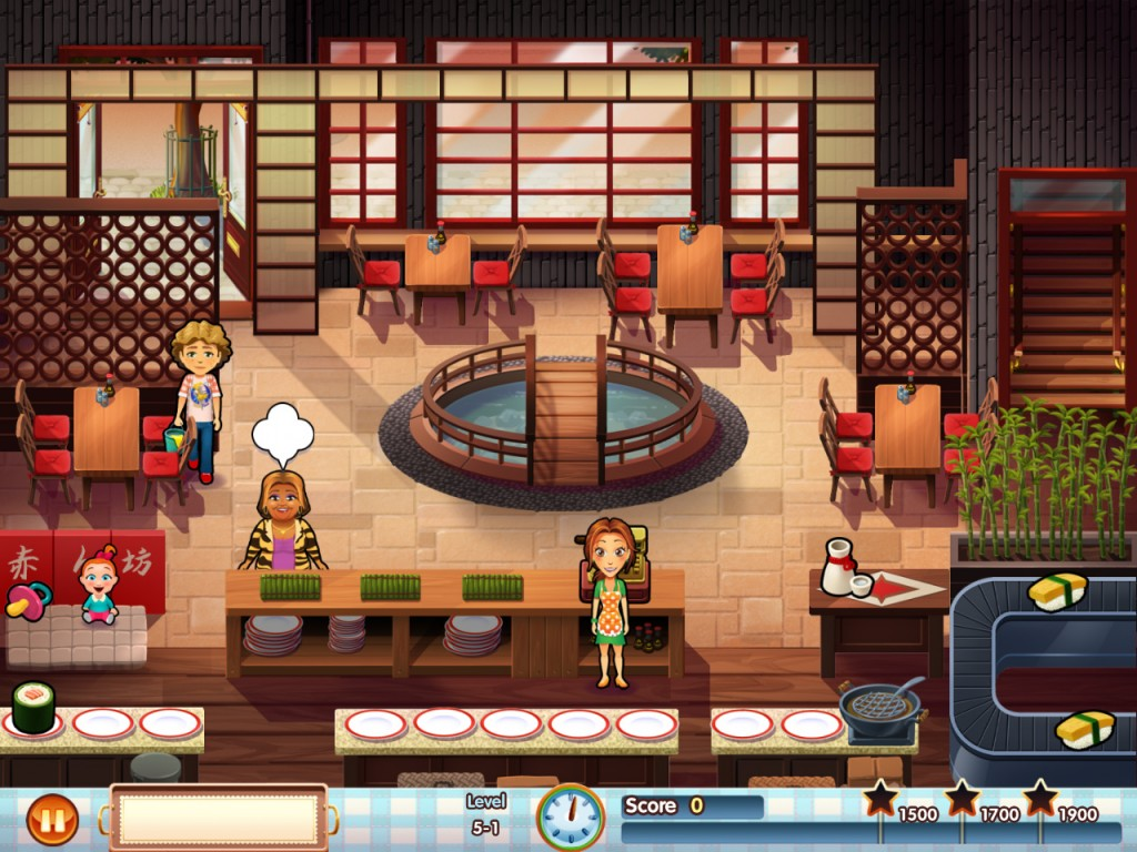 Restaurant 5 - Wu's Place