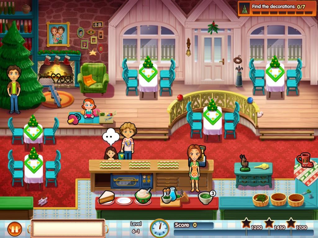 Restaurant 6 - The Farmhouse
