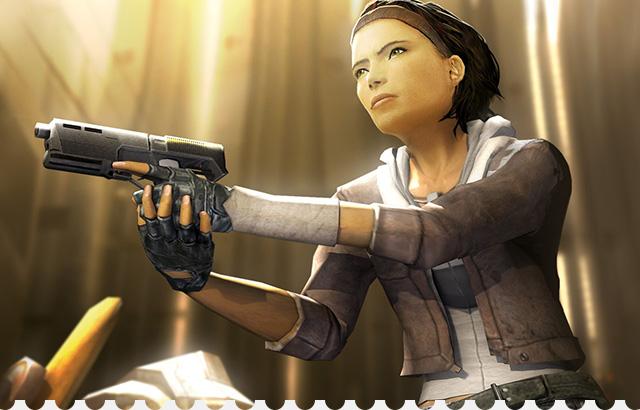 Alyx Vance - Half-Life 2
