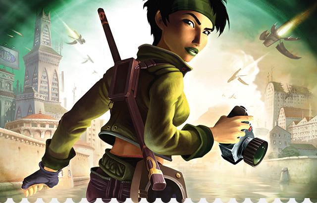 Jade - Beyond Good & Evil