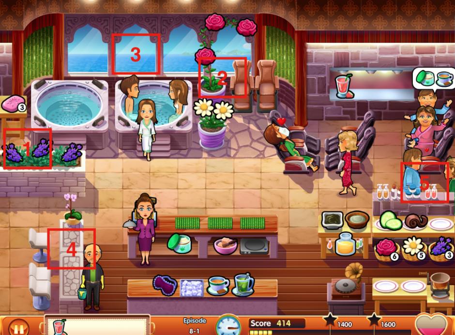 Emily's Honeymoon Cruise - Mouse locations episode 8