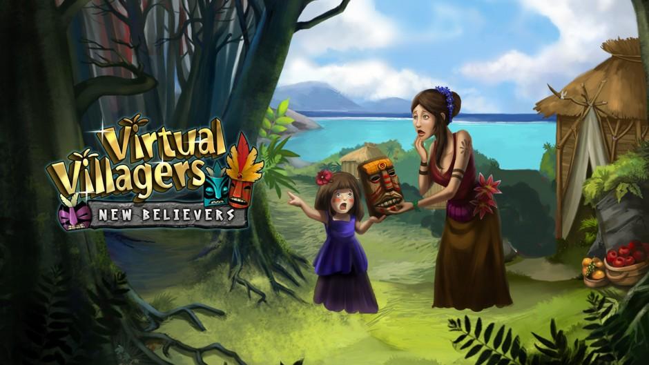 Virtual Villagers 5 New Believers Walkthrough