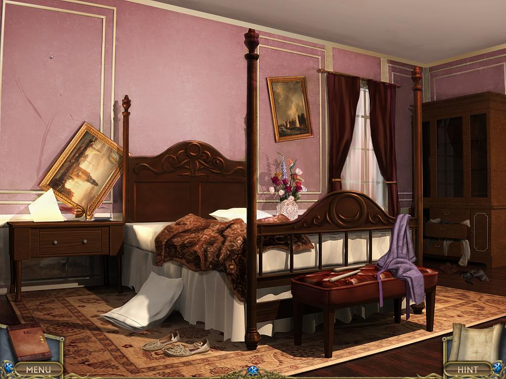 Bedroom Elly Cooper