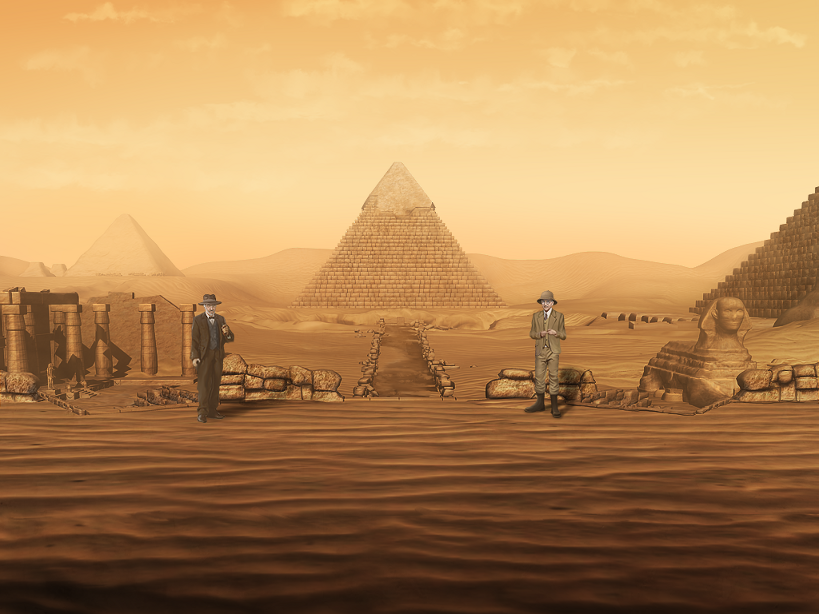 Chapter 5-Egypt of Elly Cooper the City of Antiquity