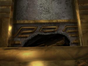 Did you detect this little secret place