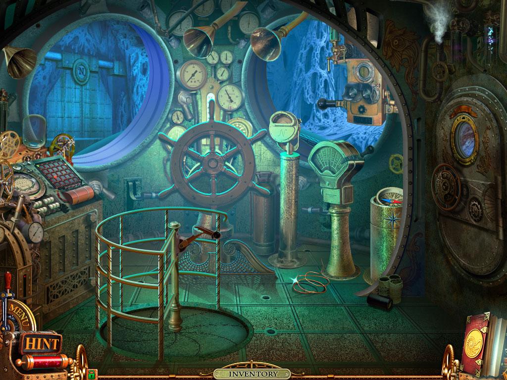Cabin Adventure - Nemo Secret Vulkania