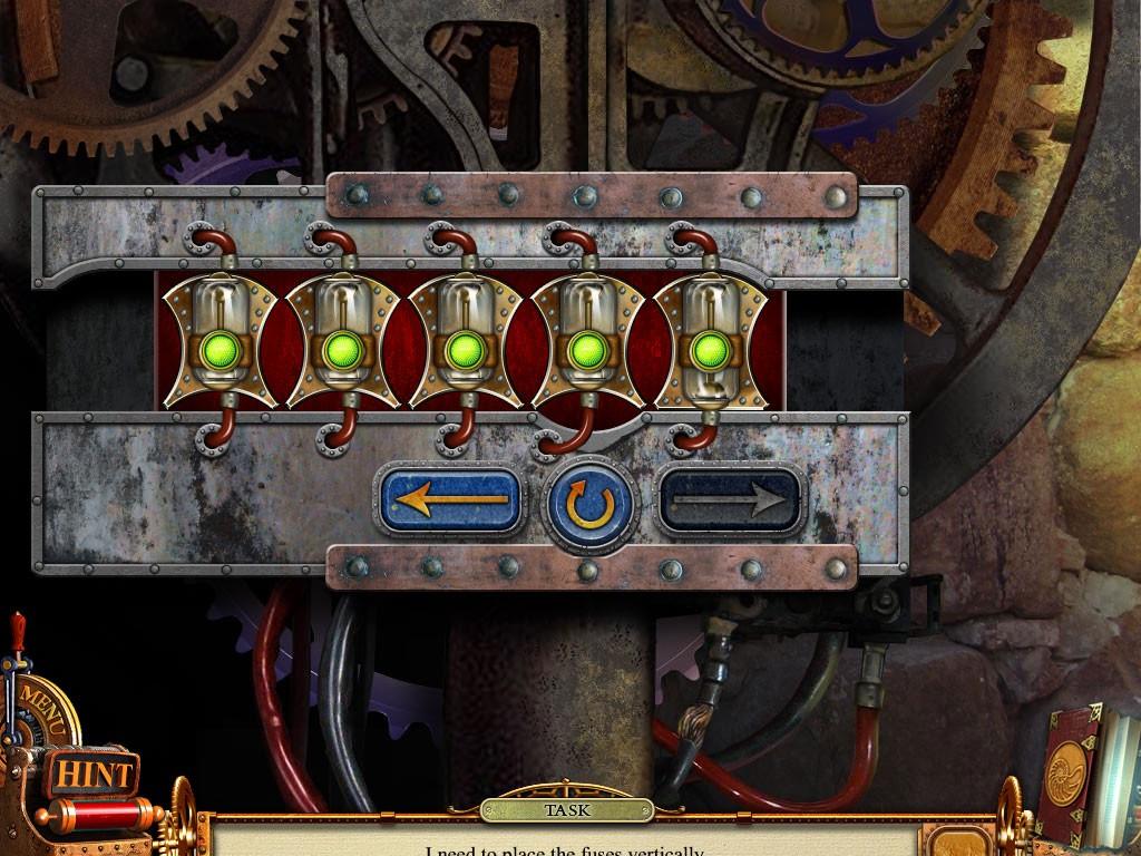 Control Panel minigame in Nemo Secret Vulcania - Solution