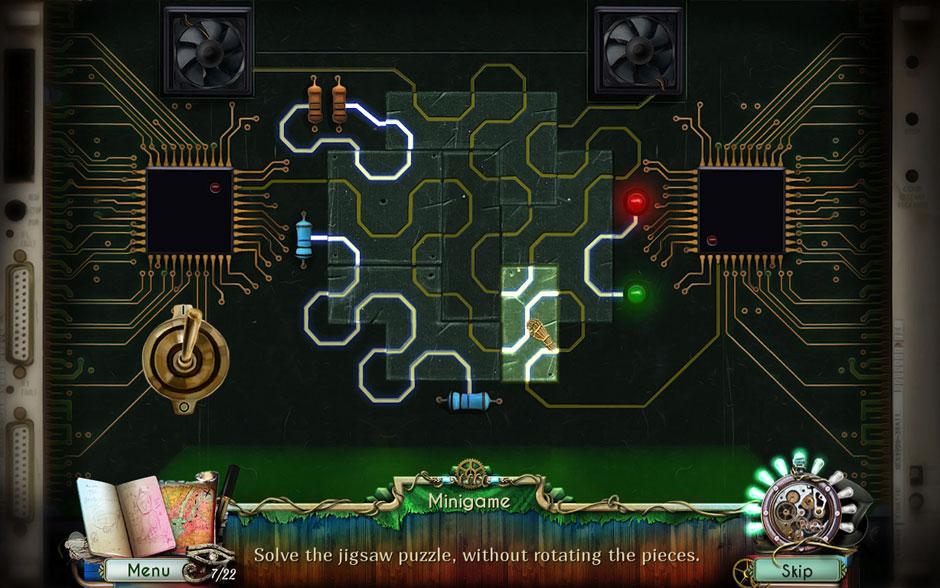Dreamatorium Dr Magnus 2 Alarm Box Jigsaw Puzzle Solution