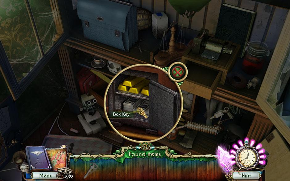 Dreamatorium Dr Magnus 2 Box Key Safe Location