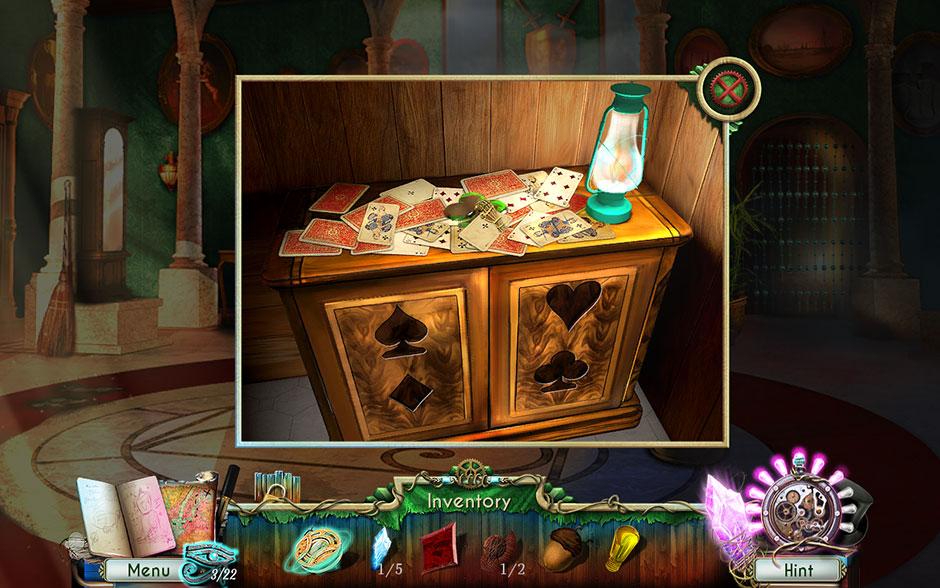 Dreamatorium Dr Magnus 2 Cabinet Club Location