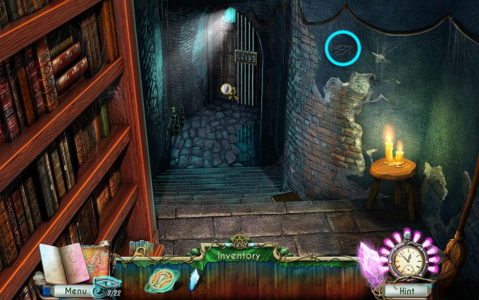 Dreamatorium Dr Magnus 2 Eye of Horus 10 of 22