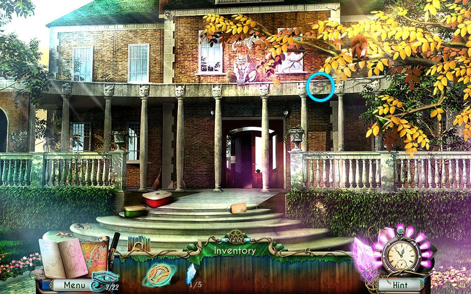 Dreamatorium Dr Magnus 2 Eye of Horus 11 of 22