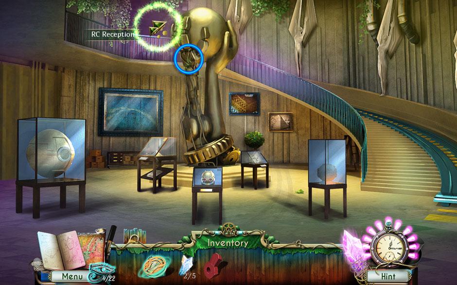 Dreamatorium Dr Magnus 2 Eye of Horus 16 of 22