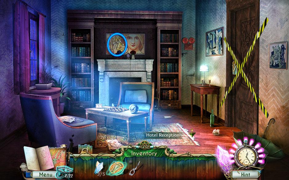Dreamatorium Dr Magnus 2 Eye of Horus 20 of 22