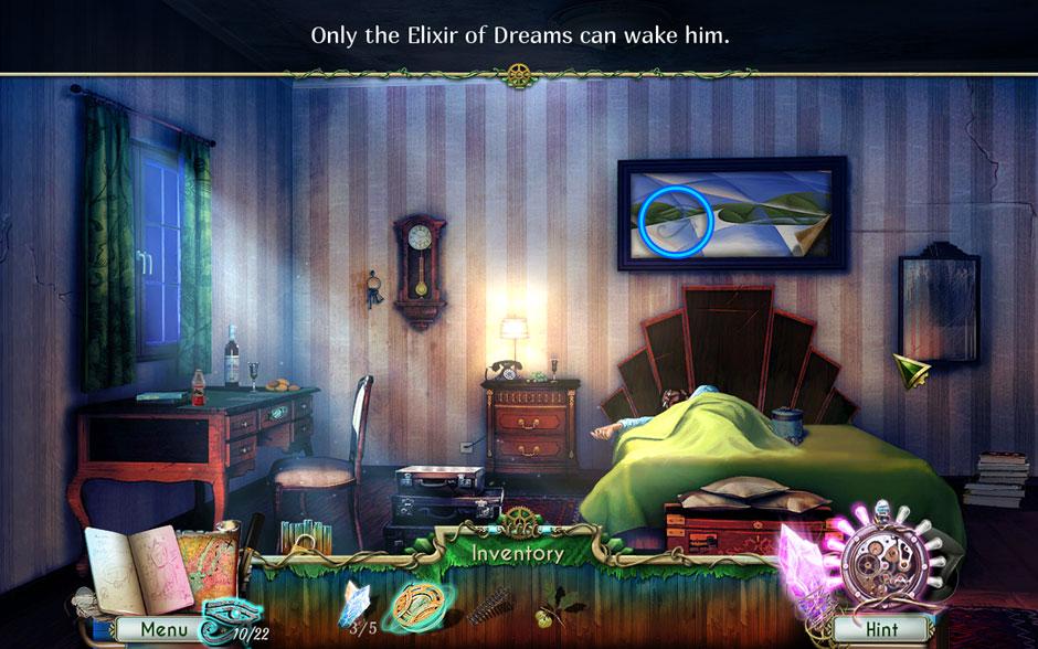 Dreamatorium Dr Magnus 2 Eye of Horus 22 of 22