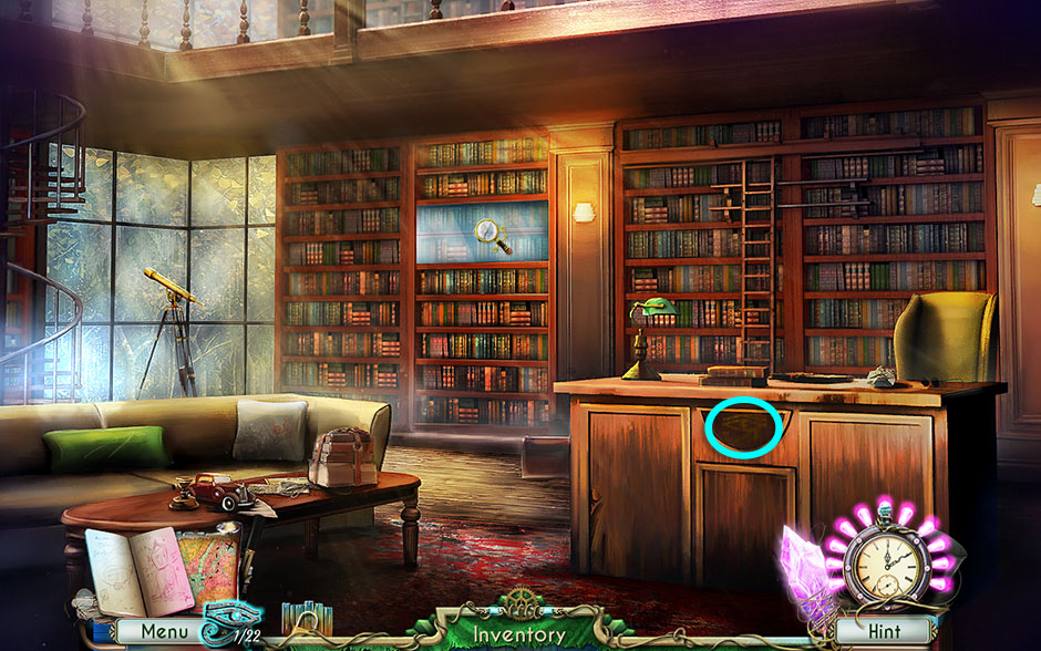 Dreamatorium Dr Magnus 2 Eye of Horus 3 of 22
