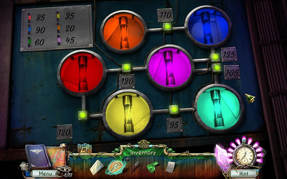 Dreamatorium Dr Magnus 2 Fuses Sum Minigame Solution