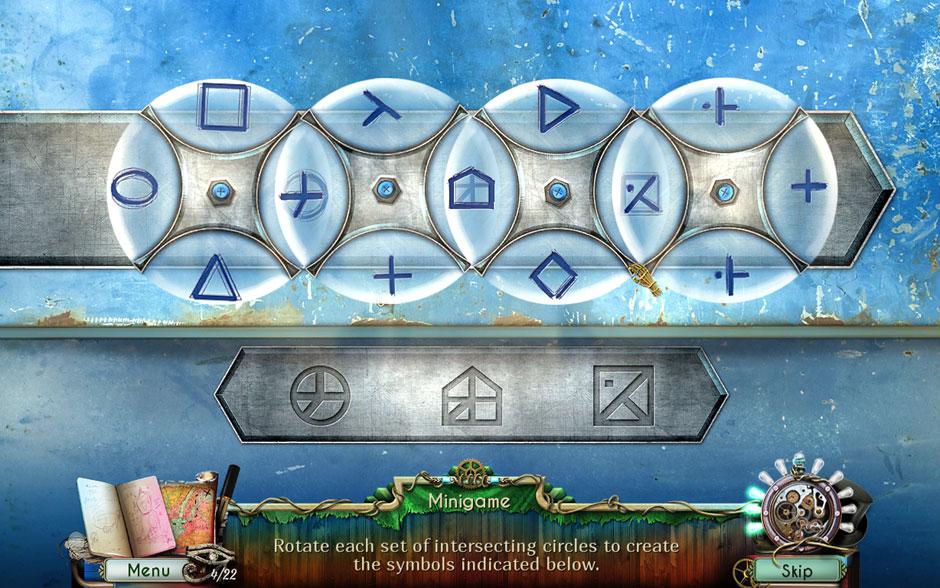 Dreamatorium Dr Magnus 2 Intersecting Circle Minigame Solution