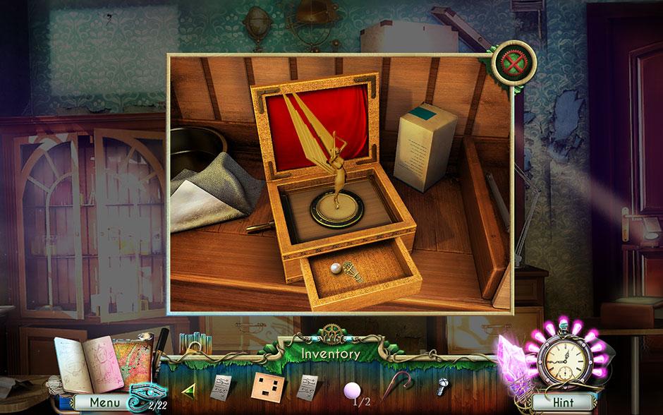 Dreamatorium Dr Magnus 2 Music Box Pearl 2 of 2 Location