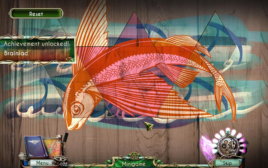 Dreamatorium Dr Magnus 2 koi fish puzzle solution