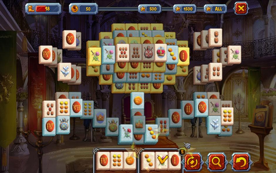 Halloween Stories Mahjong Collections
