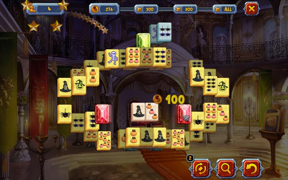 Halloween Stories Mahjong Jewelry