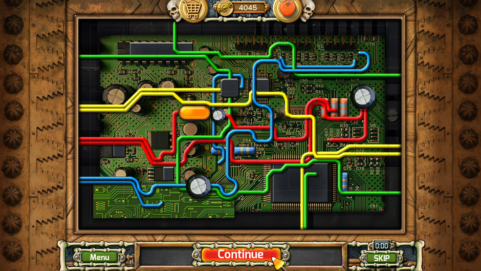 Halloween Trick or Treat 2 Elevator Wiring Panel Puzzle Solution