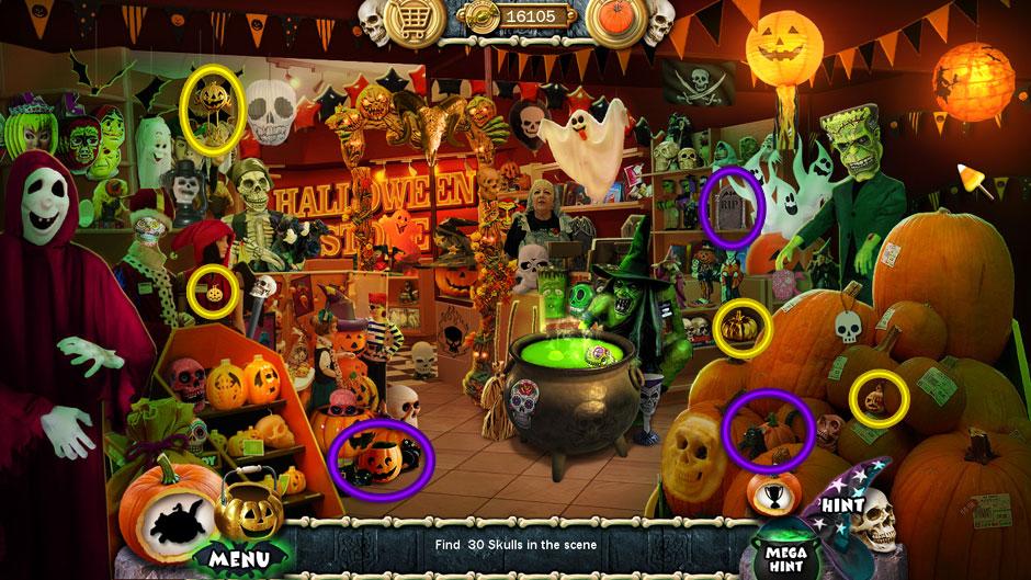 Halloween Trick or Treat 2 Halloween Store