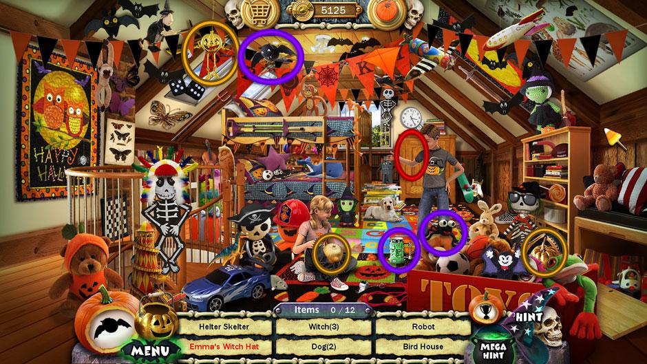 Halloween Trick or Treat 2 Kids' Bedroom