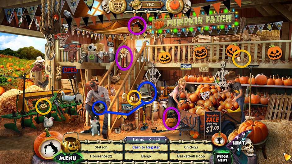 Halloween Trick or Treat 2 The Pumpkin Patch