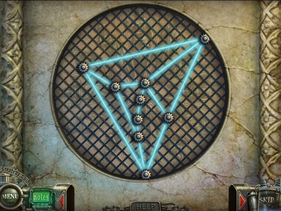 Haunted Halls Fears from Childhood Laser Beam Puzzle