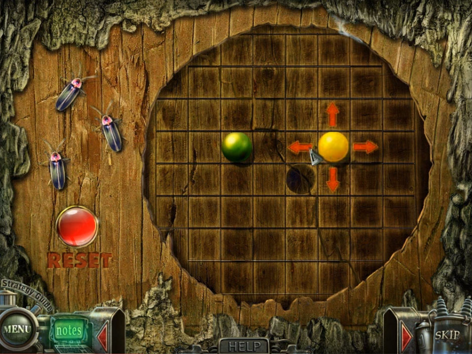Haunted Halls Fears from Childhood Marbles Puzzle