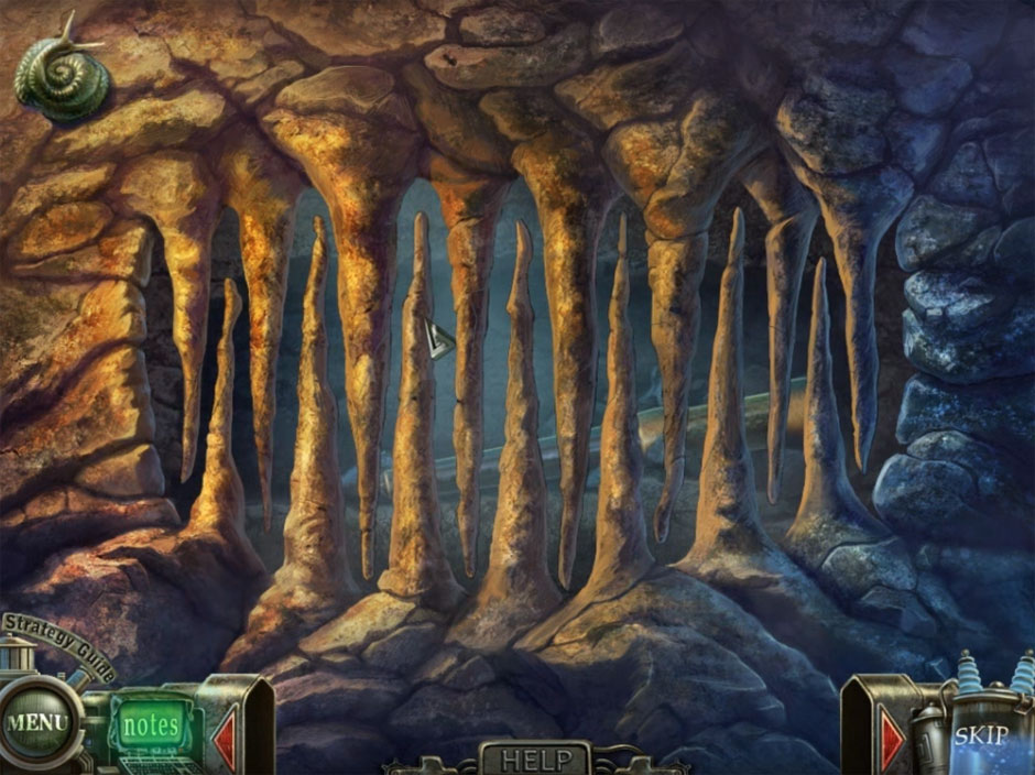 Haunted Halls Fears from Childhood Stalactites Puzzle