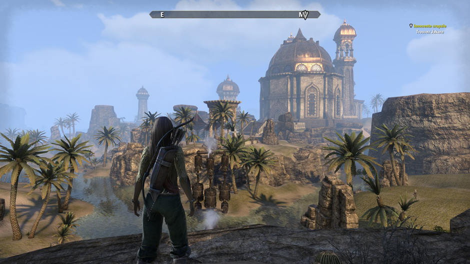 The Elder Scrolls Online multiplayer