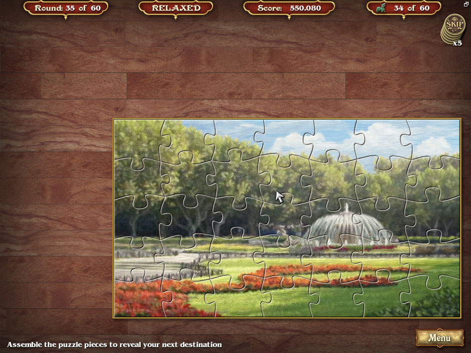 Big City Adventure Shanghai Round 35 Jigsaw Puzzle Solution