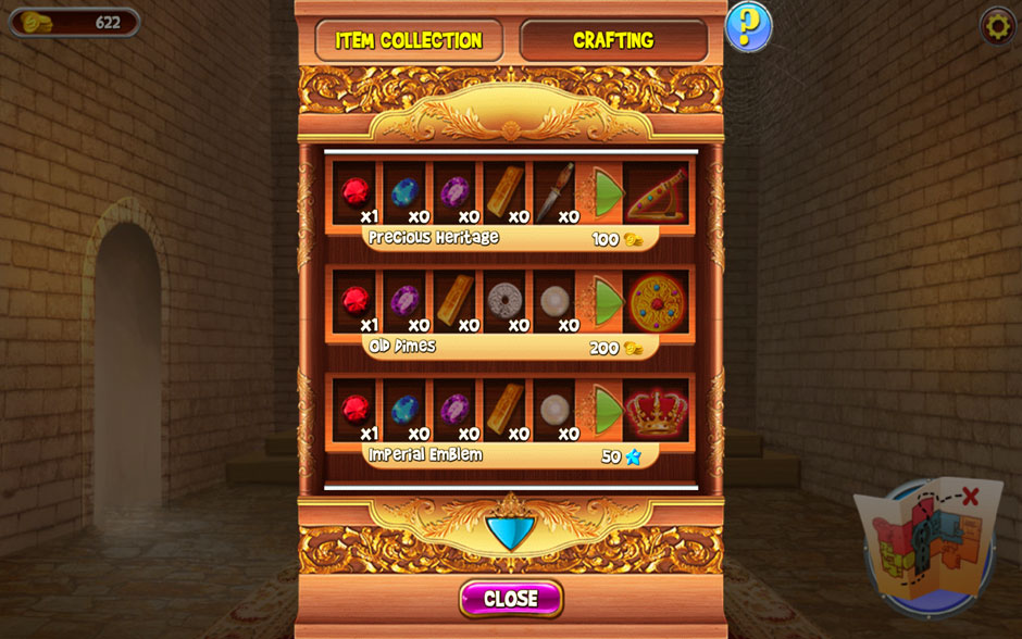 Castle Wonders - A Castle Tale Item Collection and Crafting