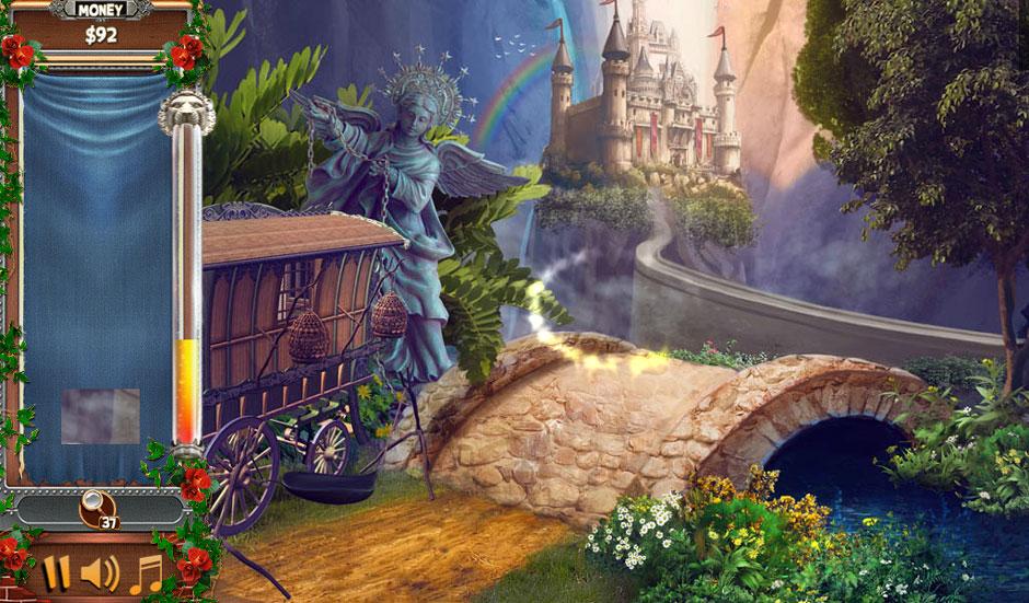 Castle Wonders - A Castle Tale Locate the Scenery Hidden Object Scene