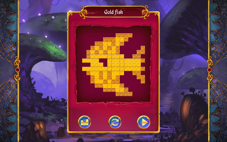 Mystery Mosaics Sporewood Puzzle 5