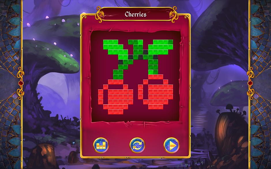 Mystery Mosaics Sporewood Puzzle 9