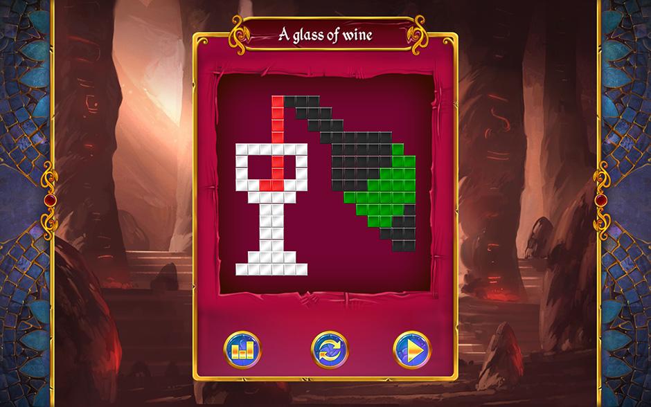 Mystery Mosaics Tomb of Myrra Sar Puzzle 2