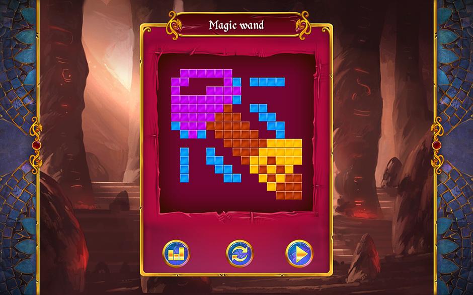 Mystery Mosaics Tomb of Myrra Sar Puzzle 3
