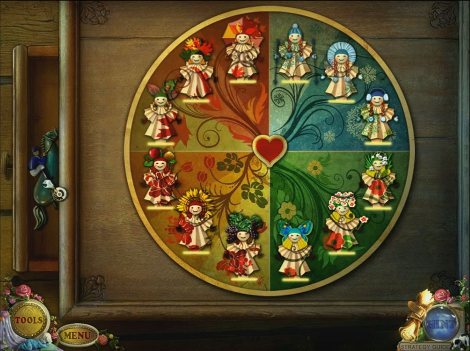 PuppetShow Return to Joyville Doll Puzzle Solution