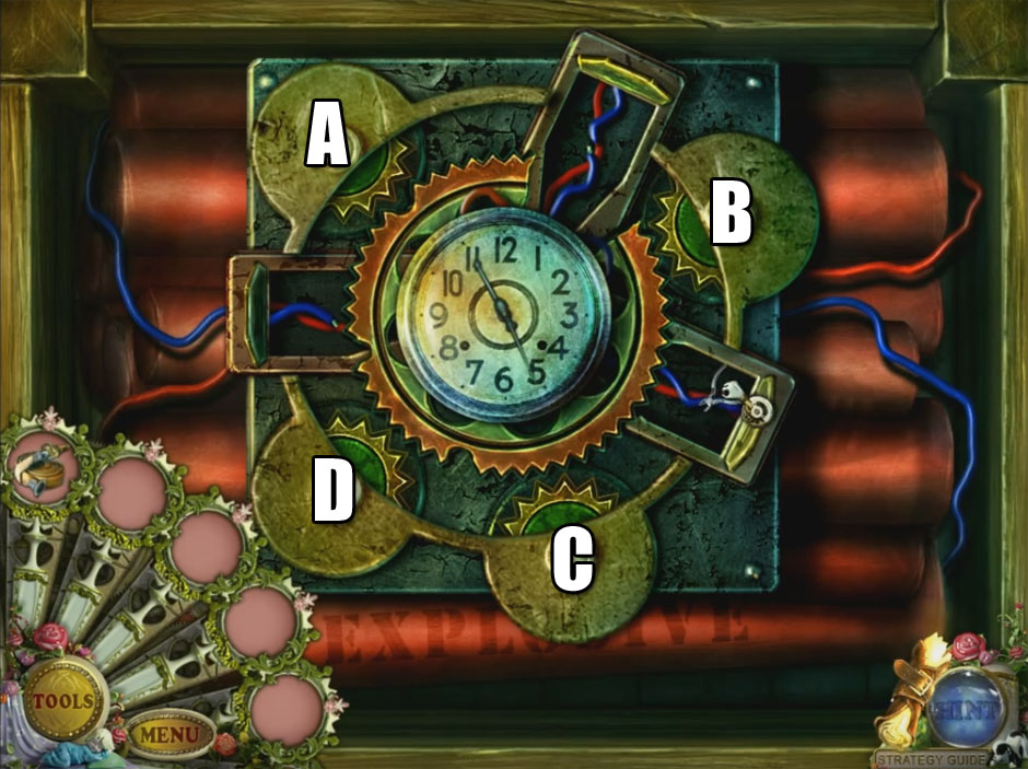 PuppetShow Return to Joyville Gear Sequence Puzzle Solution
